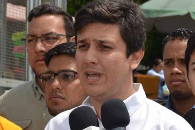 Concejal de la Unidad, Jesús Armas (Foto: Nota de prensa)