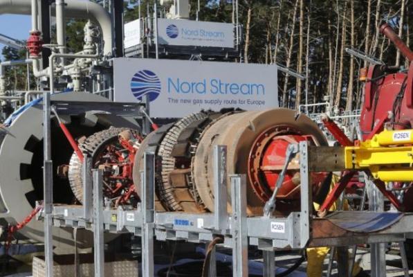 El Departamento de Estado de EE. UU. expresa una clara oposición a los planes de Rusia de unir el gasoducto de gas natural Nord Stream con Europa. Foto cortesía de Gazprom