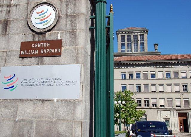 Organizacion mundial comercio OMC wtc