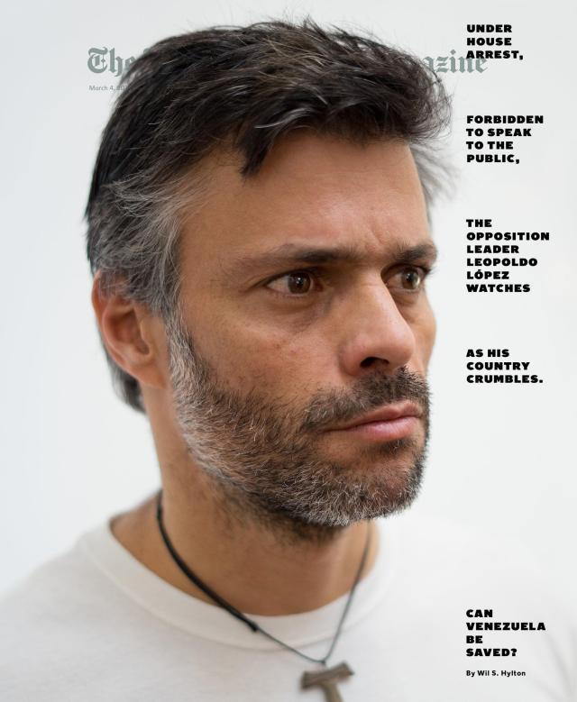 Portada de la revista del Nytimes
