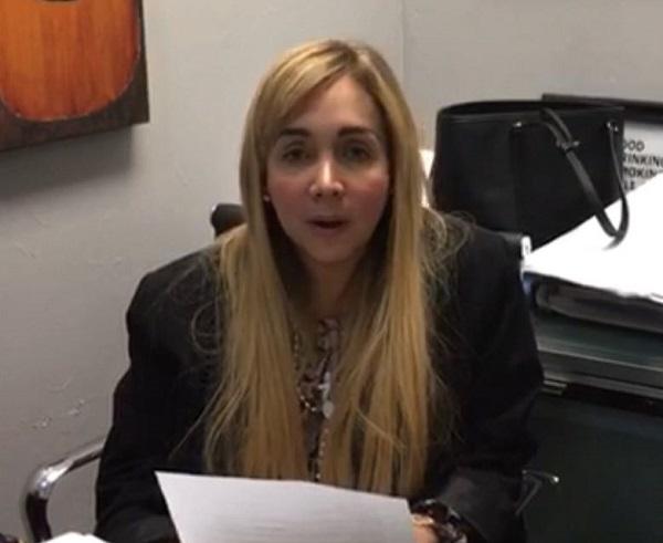 Presidenta de Human Right Venezuela