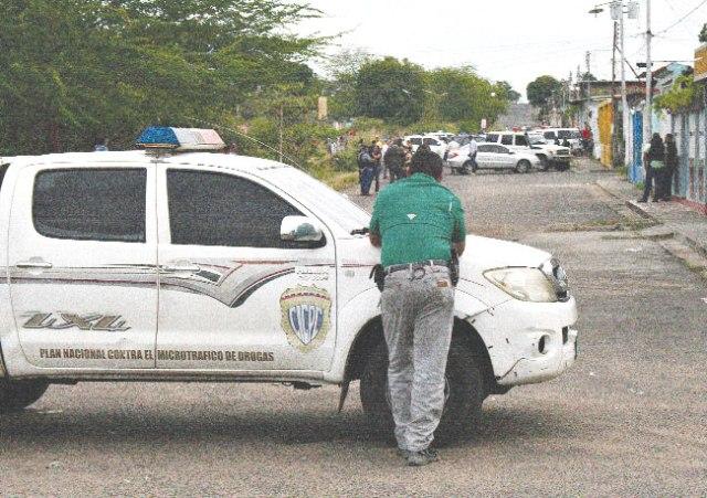 Los ladrones fueron abatidos tras enfrentarse con los patrulleros | Foto: El Diario de Guayana