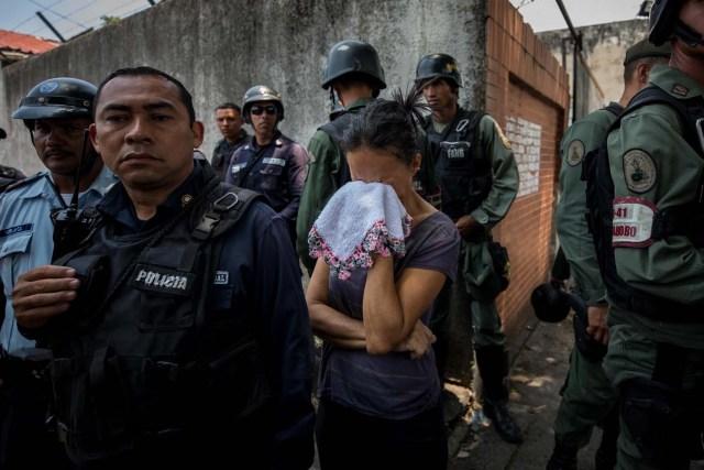 El Motín De Carabobo Entre Uno De Los Incidentes Más Graves En Venezuela Fotos Lapatilla Com