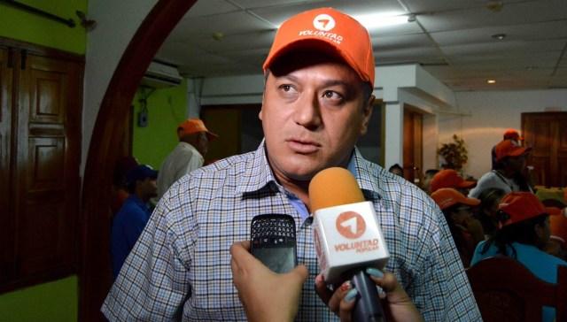 Diputado Gilmar Márquez
