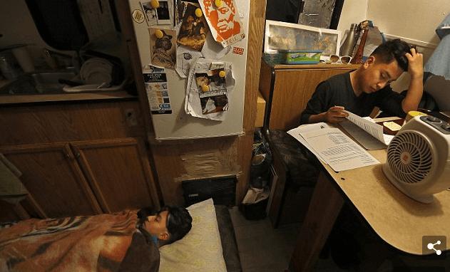 El inmigrante mexicano Ismael Chamu. Daily Mail