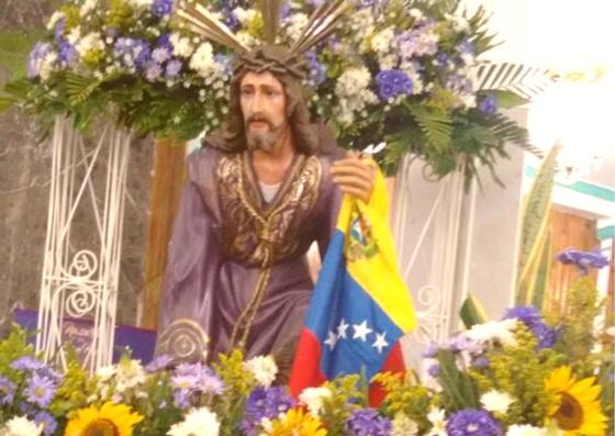 Foto: Nazareno de Cumaná / Cortesía