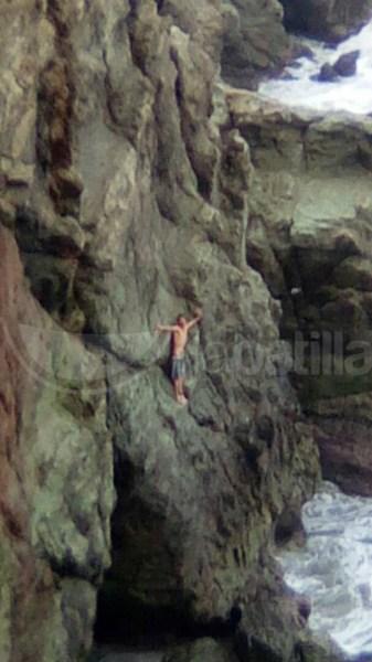 salvavidas playa mamo vargas la patilla guilelrmo perez marialex pena