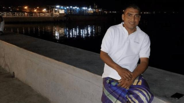 Eduardo José Oropeza Marchán, de 38 años, falleció este viernes en Chile, por complicaciones de una vasculitis. Cortesía Yefferson Fernández