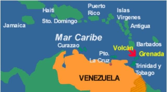 volcan venezuela