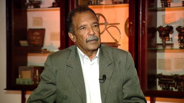 El presidente de la Asociación Venezolana de Ingeniería Eléctrica, Mecánica y Profesiones Afines, Winston Cabas (Foto: Nota de prensa)