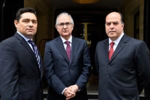 Borges, Ledezma y Vecchio definirán con el canciller de Brasil acciones contra dictadura de Maduro