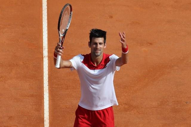 Novak Djokovic / AFP FOTO / VALERY HACHE