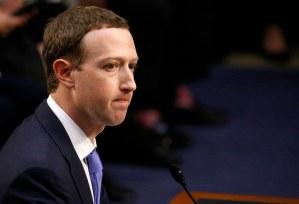 Inversores y accionistas de Facebook quieren remover a Mark Zuckerberg de la junta directiva