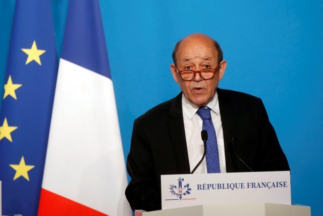 Ministro francés pide a Trump no interferir en la política interna de Francia