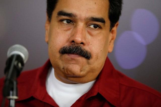 Nicolás Maduro. REUTERS/Carlos Garcia Rawlins