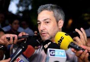 Presidente electo de Paraguay felicita a Duque por su victoria en Colombia