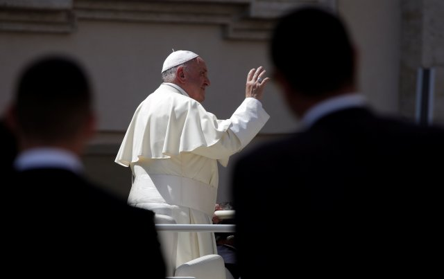 Papa Francisco REUTERS/Max Rossi
