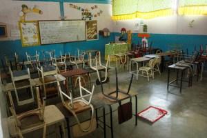 AN declaró emergencia humanitaria compleja en el sector educativo del país