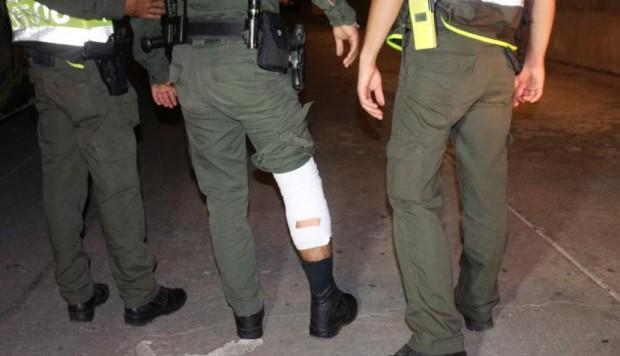 La autoridad recordó que en la zona donde ocurrió el atentado opera el Clan del Golfo, la mayor organización del narcotráfico del Colombia. (Foto referencial, El Tiempo, GDA).