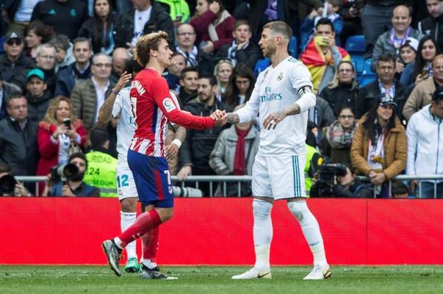 Merengues y Atléticos empataron a un gol | Foto: EFE