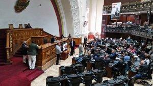 Este es el orden del día de la Asamblea Nacional para este martes #10Jun