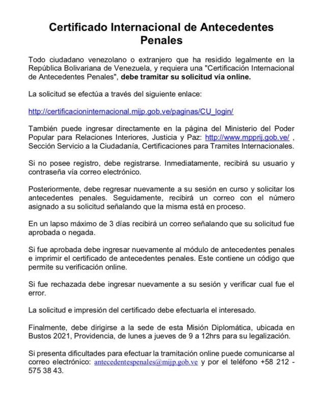 Requisitos Y Pasos Para Solicitar Visa Chilena Desde
