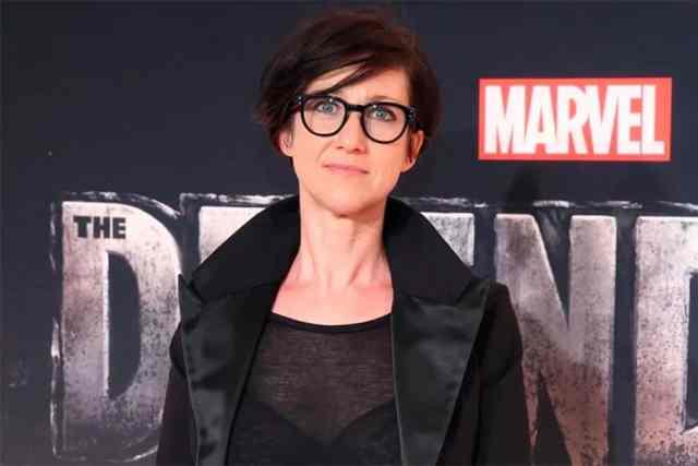 La directora británica S.J. Clarkson. Foto: info7.mx