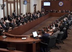 Consejo Permanente de la OEA convoca a sesión ordinaria para considerar recientes acontecimientos en Venezuela