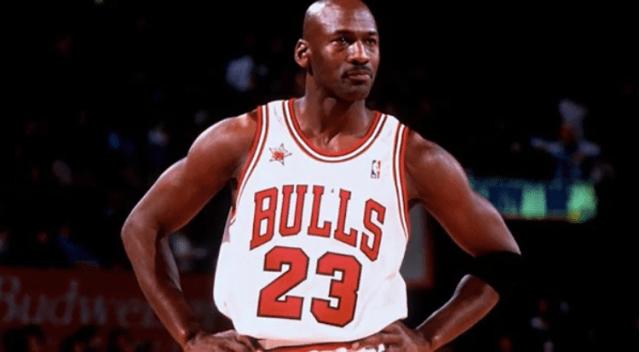 Michael Jordan. JFoto: Archivo