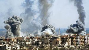 Deutsche Welle: La nueva lógica de la guerra en Siria