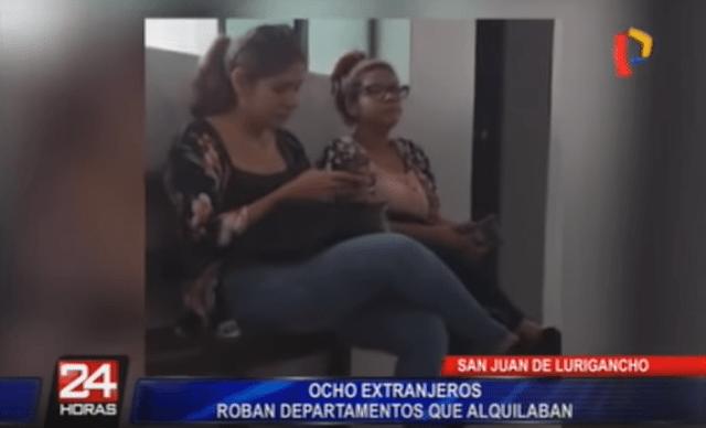 Foto: Venezolanos robaron albergues en Peru / panamericana.pe