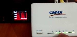 Aunque no funciona, Cantv aumentó tarifas del servicio de Internet residencial ABA