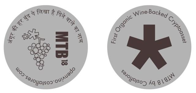 criptomoneda vino
