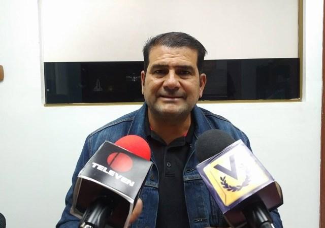 Salomón Álvarez, secretario general del partido Piensa en Democracia (Piedra) // FOTO Prensa