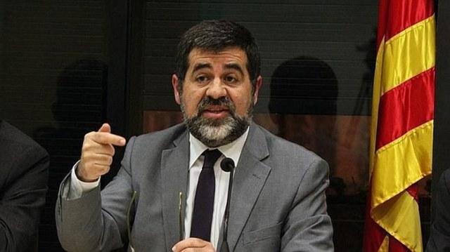 Candidato a la presidencia regional de Cataluña, Jordi Sánchez (Foto archivo)