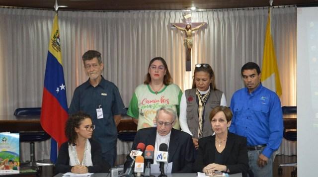 El Vicario Apostólico de Puerto Ayacucho también expresó la preocupación de la Conferencia Episcopal por el descuido y exclusión de la población que vive en las zonas afectadas