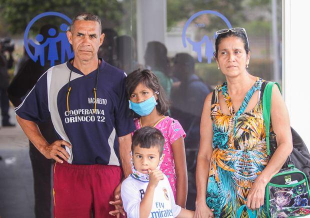 Pacientes oncológicos del hospital Uyapar han dejado de recibir tratamiento desde diciembre del año pasadoFOTOS WILLIAM URDANETA