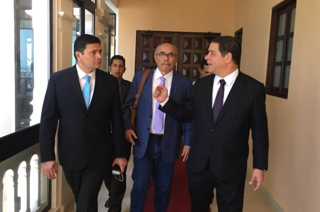 Foto: Comunicaciones Luis Florido