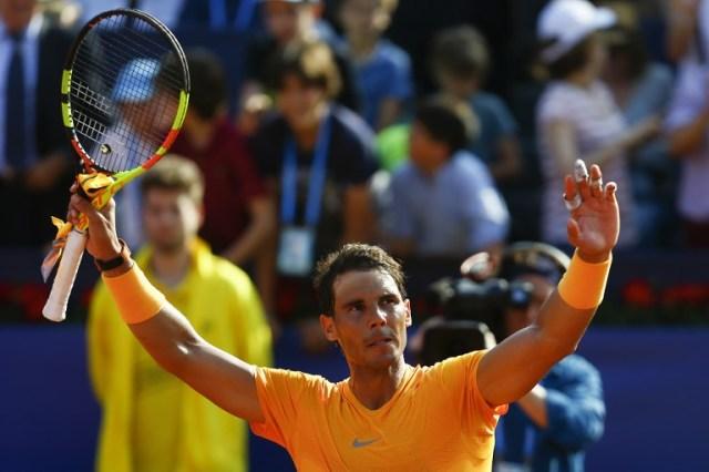 El tenista español, Rafael Nadal | FOTO: AFP / PAU BARRENA