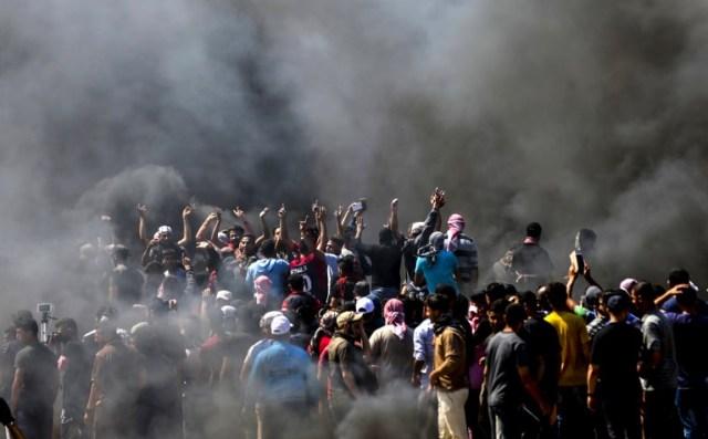 FOTO: AFP / MAHMUD HAMS