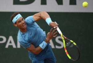 Nadal pasó la aplanadora sobre Pella y se metió en tercera ronda de Roland Garros