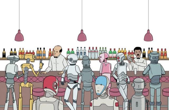 ¿A qué nos dedicaremos cuando los robots se hagan cargo de las tareas más rutinarias?