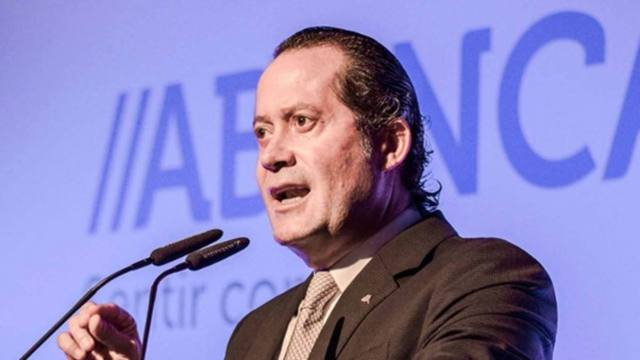 Juan Carlos Escotet, presidente de Banesco (Foto Archivo)