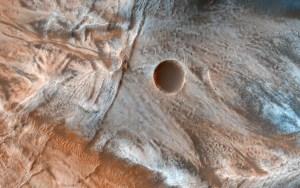 """Despega la misión espacial que llevará a la Nasa al """"corazón de Marte"""""""