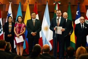 Grupo de Lima se reunirá en Nueva York para hablar del éxodo de venezolanos