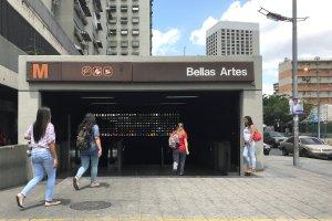 Línea 1 del Metro de Caracas presta servicio comercial desde La Hoyada hasta Palo Verde #23Ago