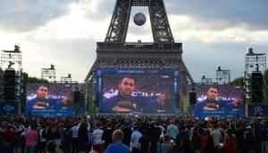 ¡A por la copa! Francia se prepara para la final del Mundial en ambiente de fiesta