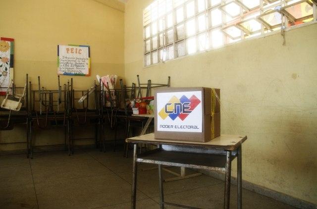 EEUU y Brasil discuten la situación de Venezuela tras elecciones EFE/Humberto Matheus