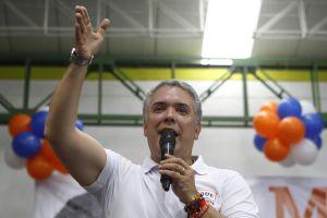 La reacción de Iván Duque tras resultar electo presidente en Colombia (Video)