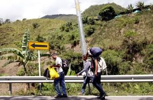 Frontera con Colombia cerrada, pero abierta al contrabando